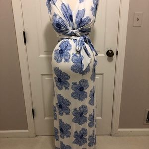 Madderson London Dresses - Madderson London Serena Maternity Dress in Poppy